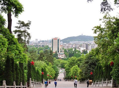 宜昌红色旅游景点TOP4v红色攻略神农架遵义图片