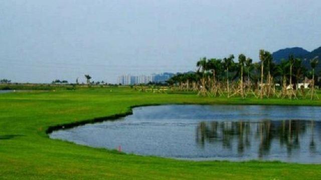 珠海东方高尔夫球场门票
