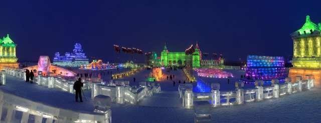 北国冰城哈尔滨---冰雪大世界