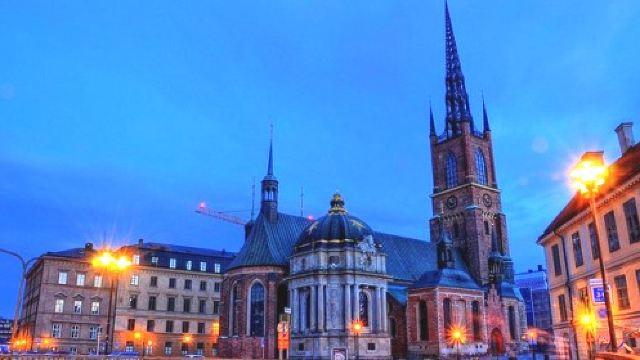 骑士岛教堂门票,斯德哥尔摩骑士岛教堂攻略/地址/图片