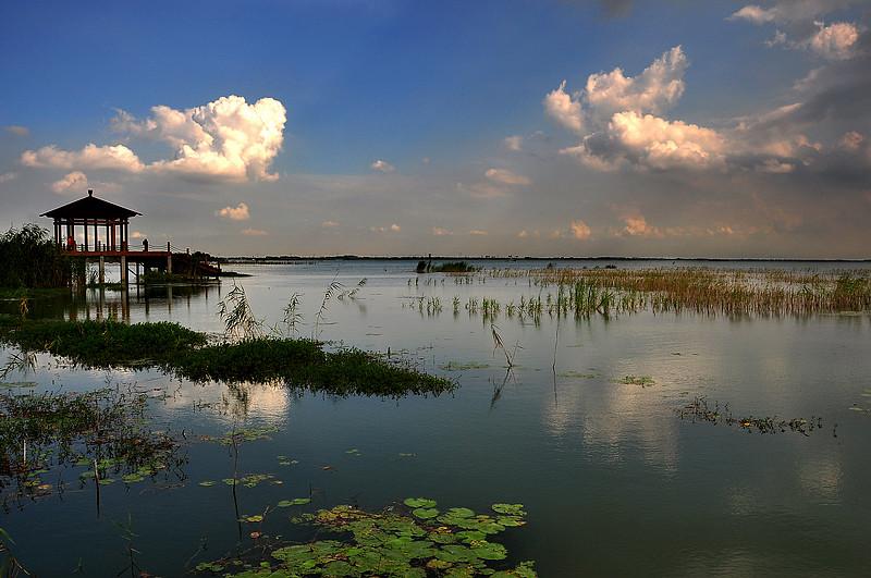 苏州太湖国家湿地公园图片