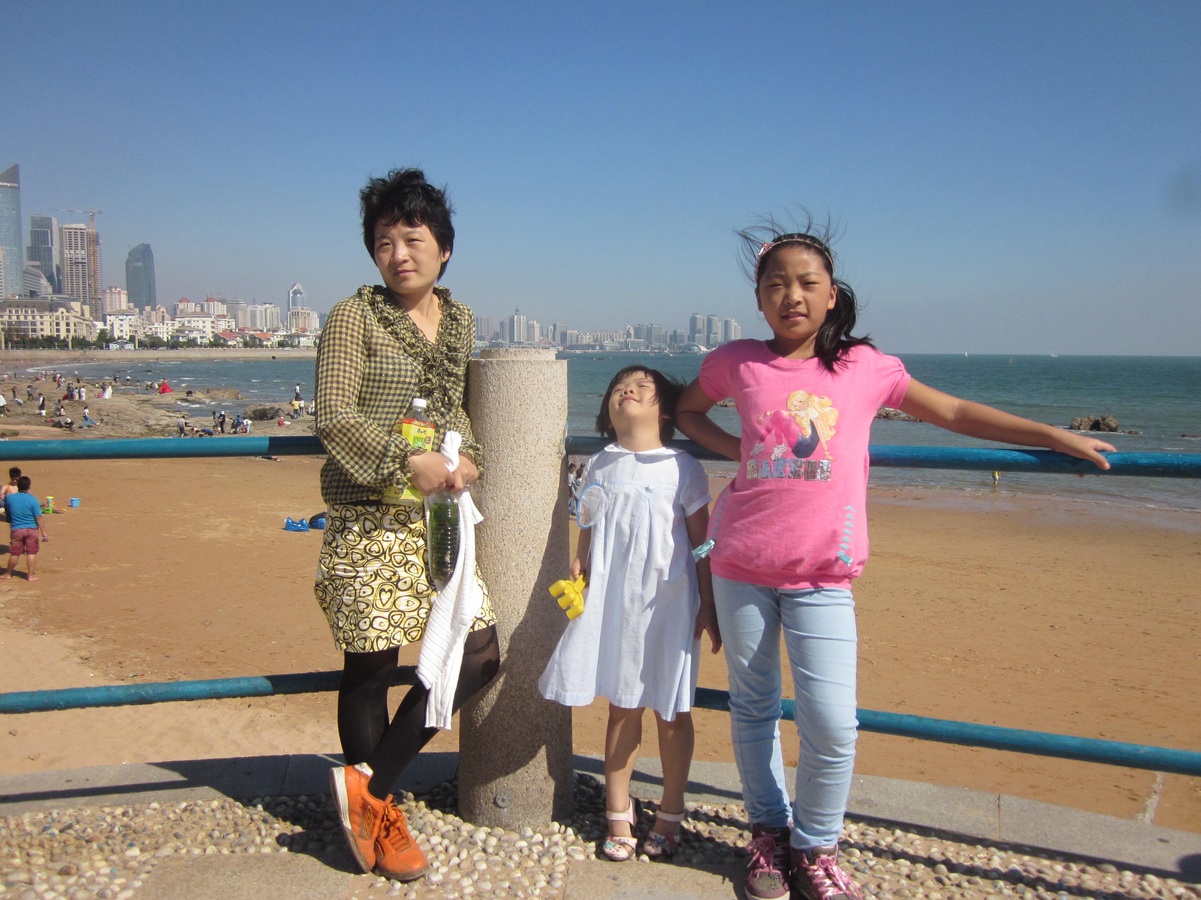 上海---连云港---胶州=青岛