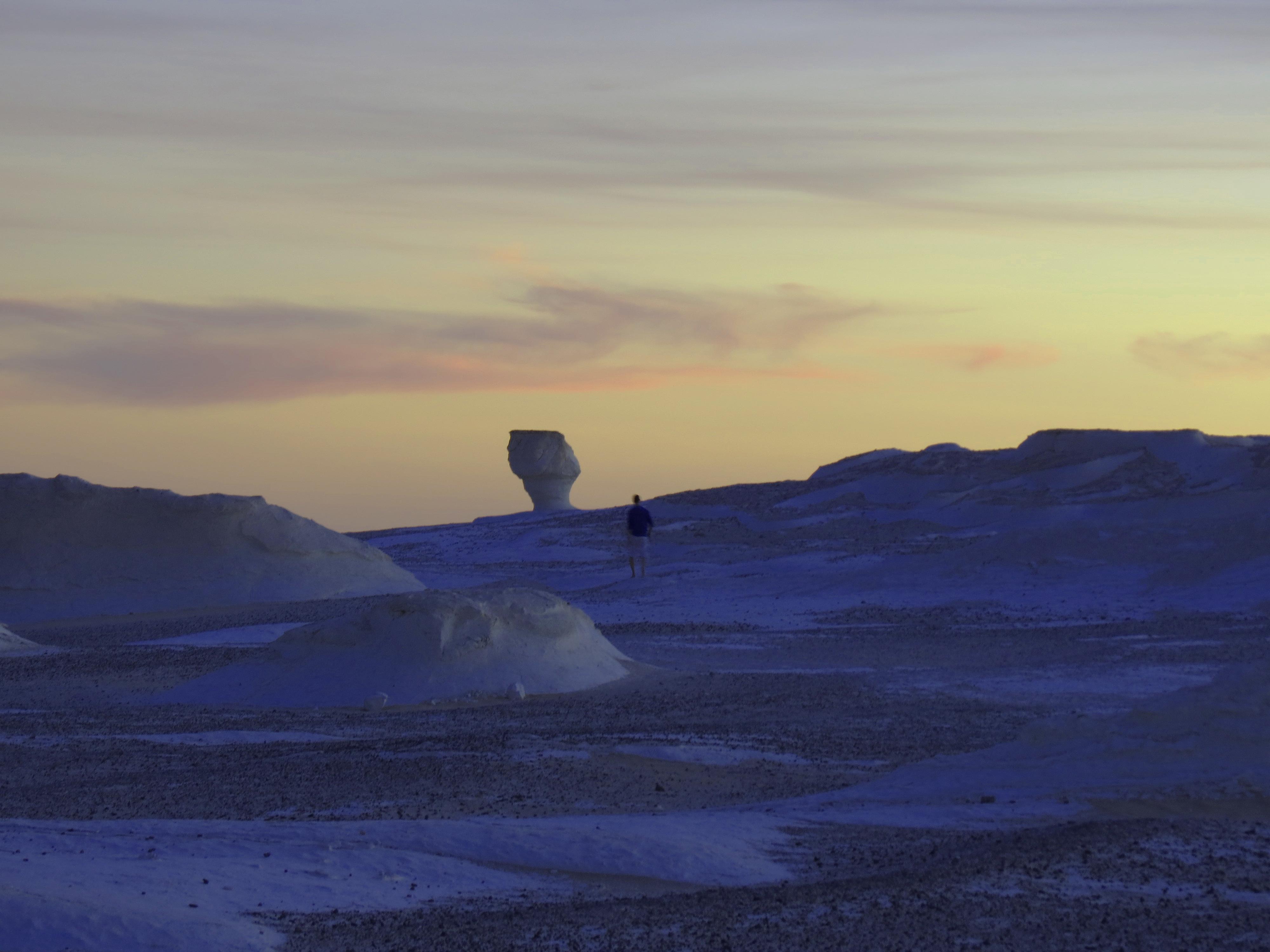白沙漠  White Desert   -4