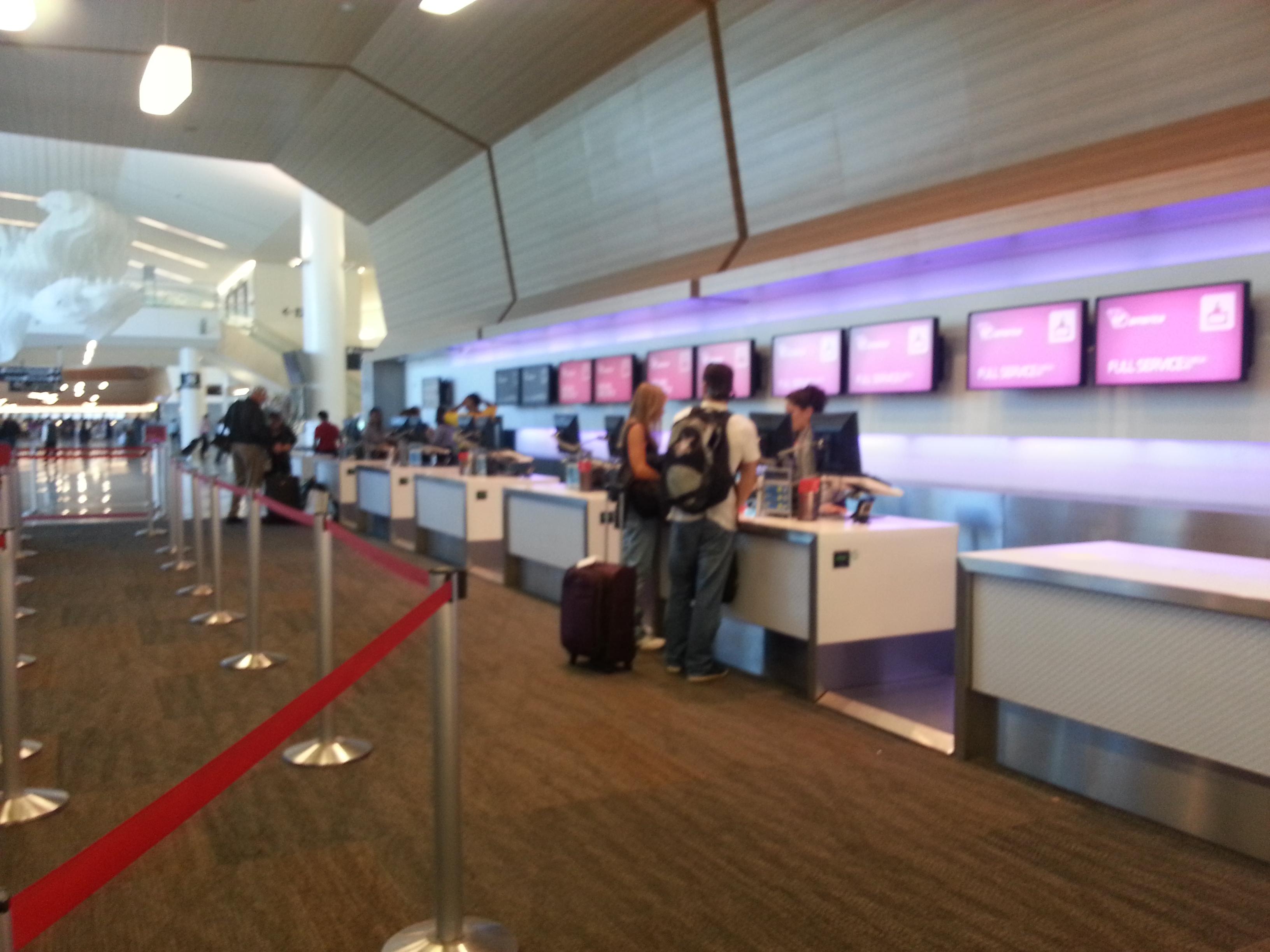 美国飞机场图片