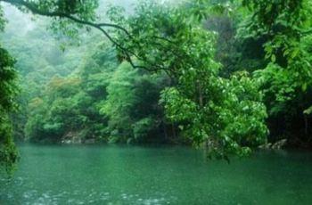 文成铜铃山森林公园周边住宿