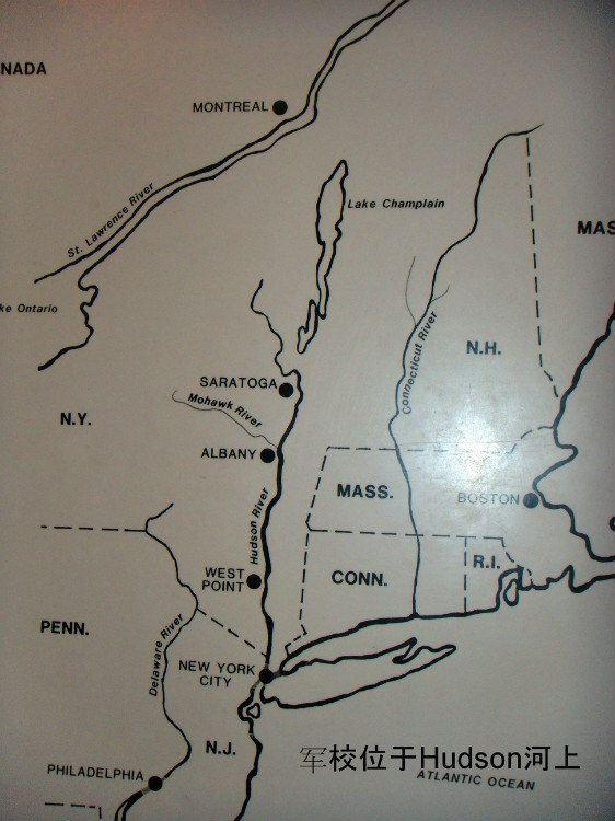 纽约市区地图中文版