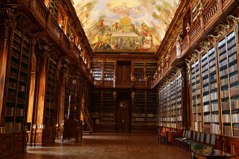 布拉格城堡遇上最美修道院