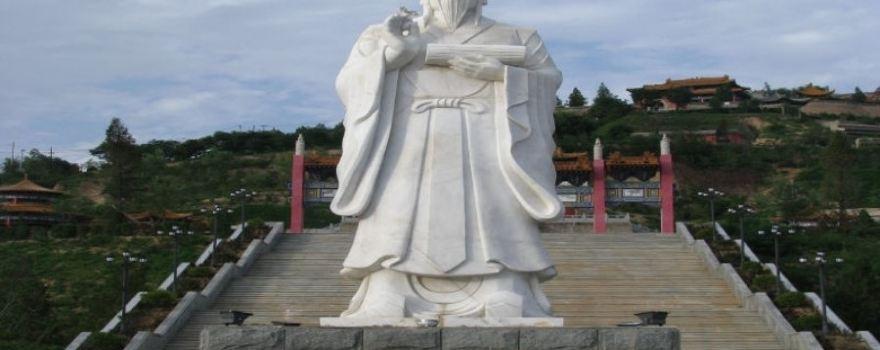 庆阳有什么人物雕像
