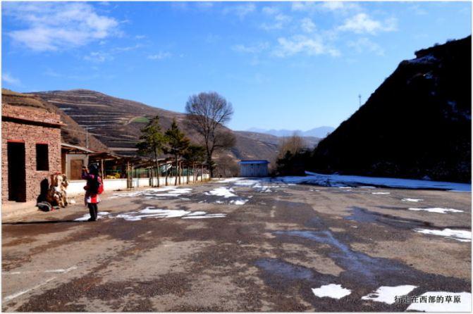 冬天的住宿.冶力关.穿越甘南幽谷-泉州攻略攻略赤壁一日游徒步游记图片