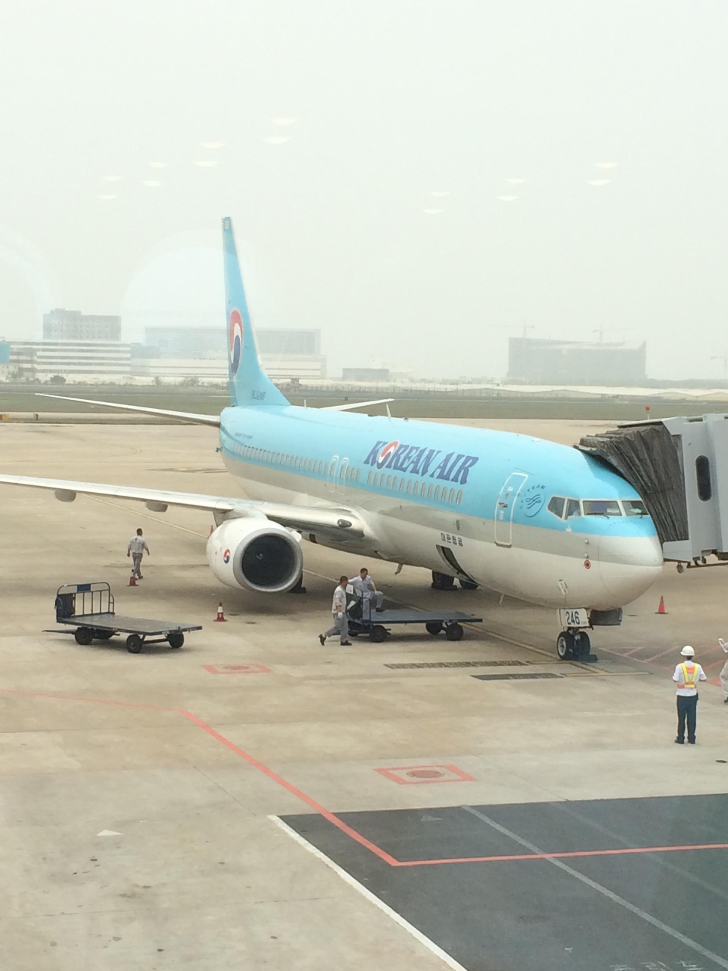 上海到首尔飞机多久