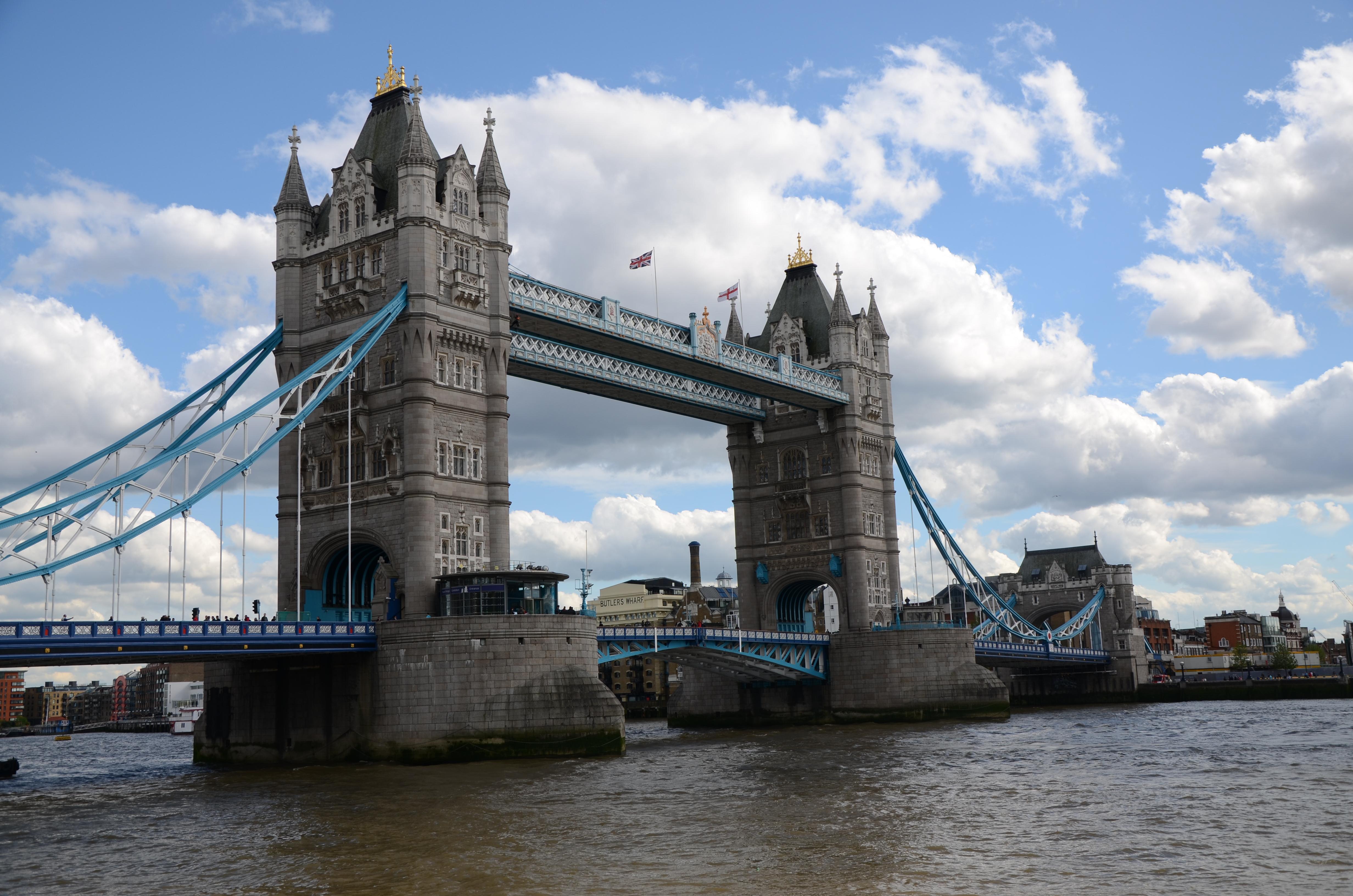 伦敦塔桥(tower bridge)