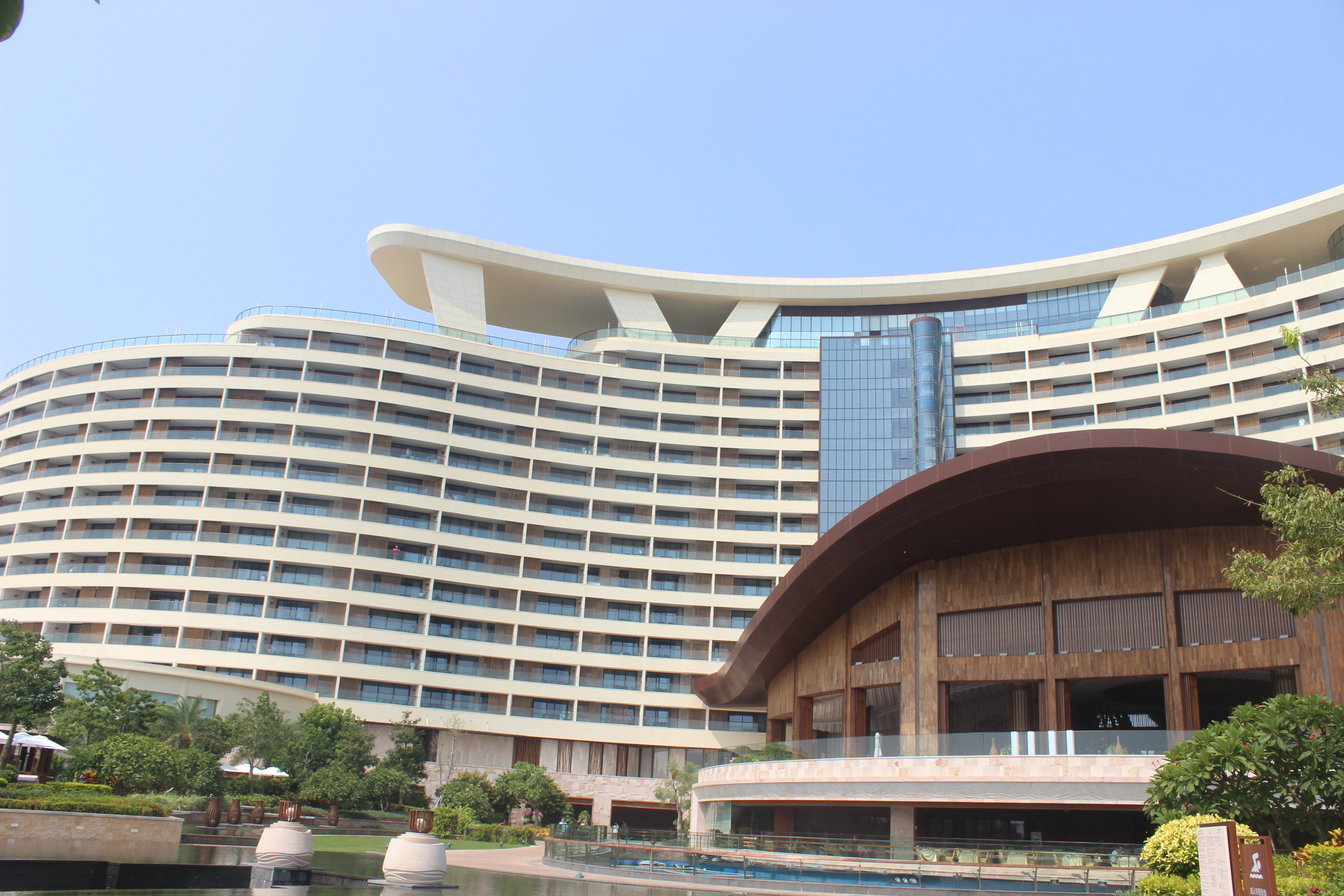 三亚海棠湾天房洲际度假酒店