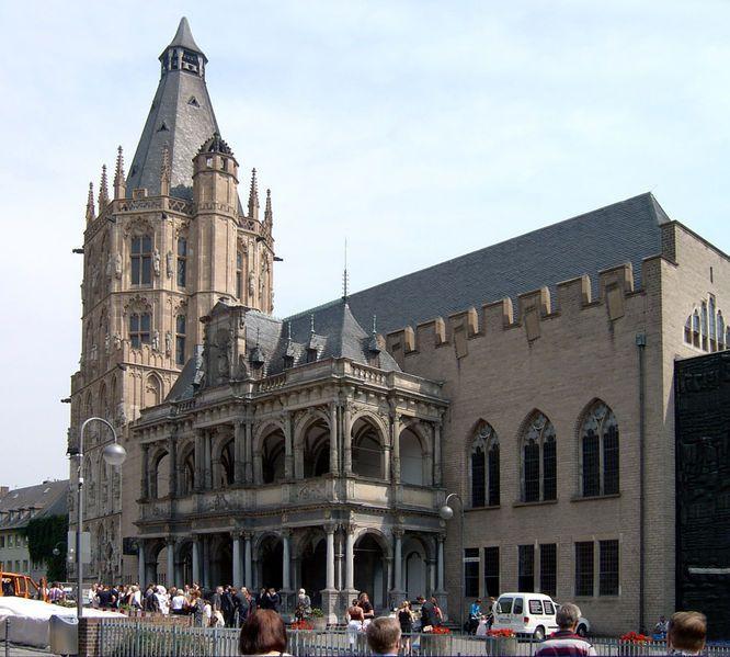 科隆市政厅  Cologne City Hall   -1