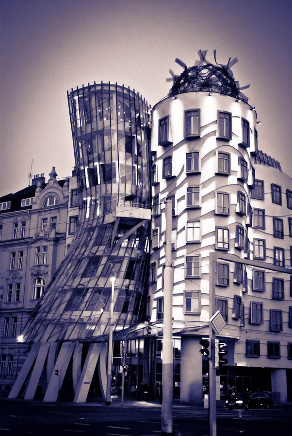 盘点全球十大创意大楼图片