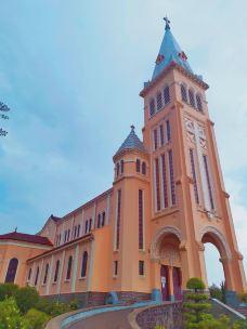 大叻天主教堂-大叻-用脚下的路丈量这个世界