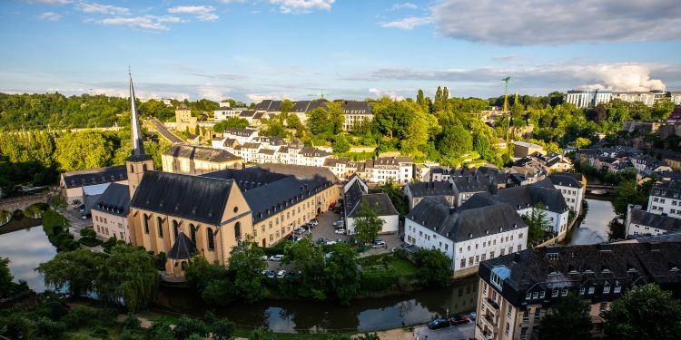 卢森堡图片