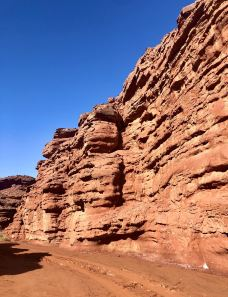 西部梦幻峡谷-阿拉善左旗-走遍天下XZ