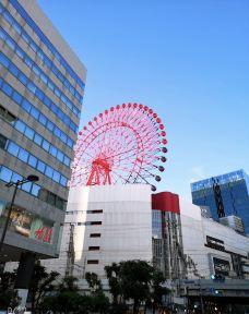 HEP FIVE摩天轮-大阪-hiluoling