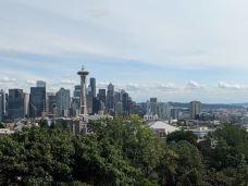 太空针塔-西雅图-享受生活2013