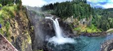 斯诺夸尔米瀑布-西雅图-zhulei831230