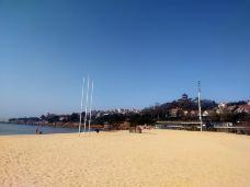 第一海水浴场-青岛-携你走一程可好?