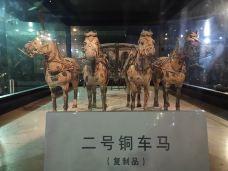 秦陵铜车马-临潼区-把剑长歌