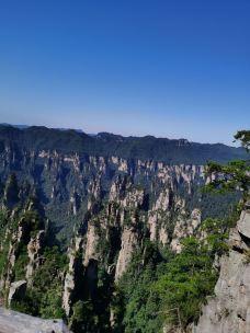 天子山-武陵源区-王凯期爸爸