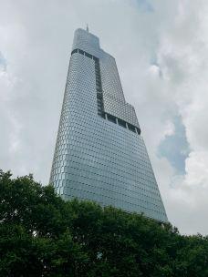 紫峰大厦观光层-南京
