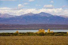 克鲁克湖-托素湖自然保护区 -德令哈