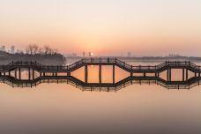 渤公岛生态公园-太湖