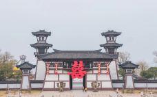 三国水浒景区-阙楼-太湖