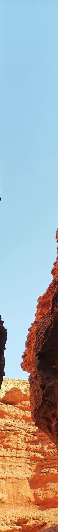 西部梦幻峡谷-阿拉善左旗