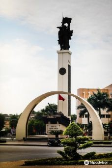 Victory Monument  Buon Ma Thuot-邦美蜀