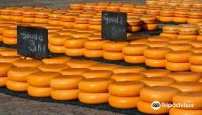 阿克马乳酪市场-阿尔克马尔
