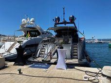 St. Tropez Harbor-圣特罗佩