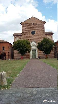 Chiesa di San Cristoforo alla Certosa-费拉拉