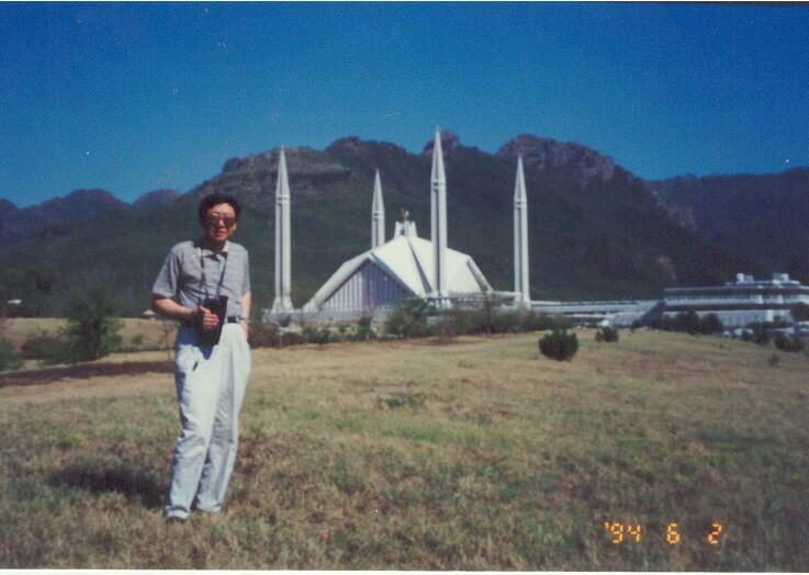 巴基斯坦紀念碑  Pakistan Monument   -3