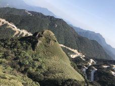 广东第一峰-阳山-走在实现梦想的路上