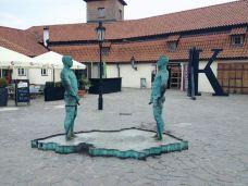 卡夫卡博物馆-布拉格-乐乐嘻嘻哈哈