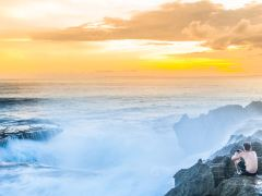 巴厘岛图兰奔潜水探险火山4日游