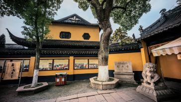 苏州 寒山寺2