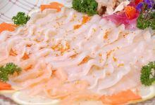 多伦多美食图片-象拔蚌刺身