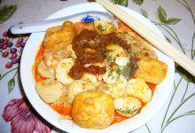 马六甲美食图片-叻沙