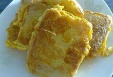 台州美食图片-鸡蛋麻糍