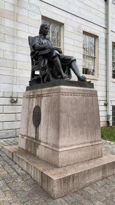 哈佛广场-波士顿-亮亮