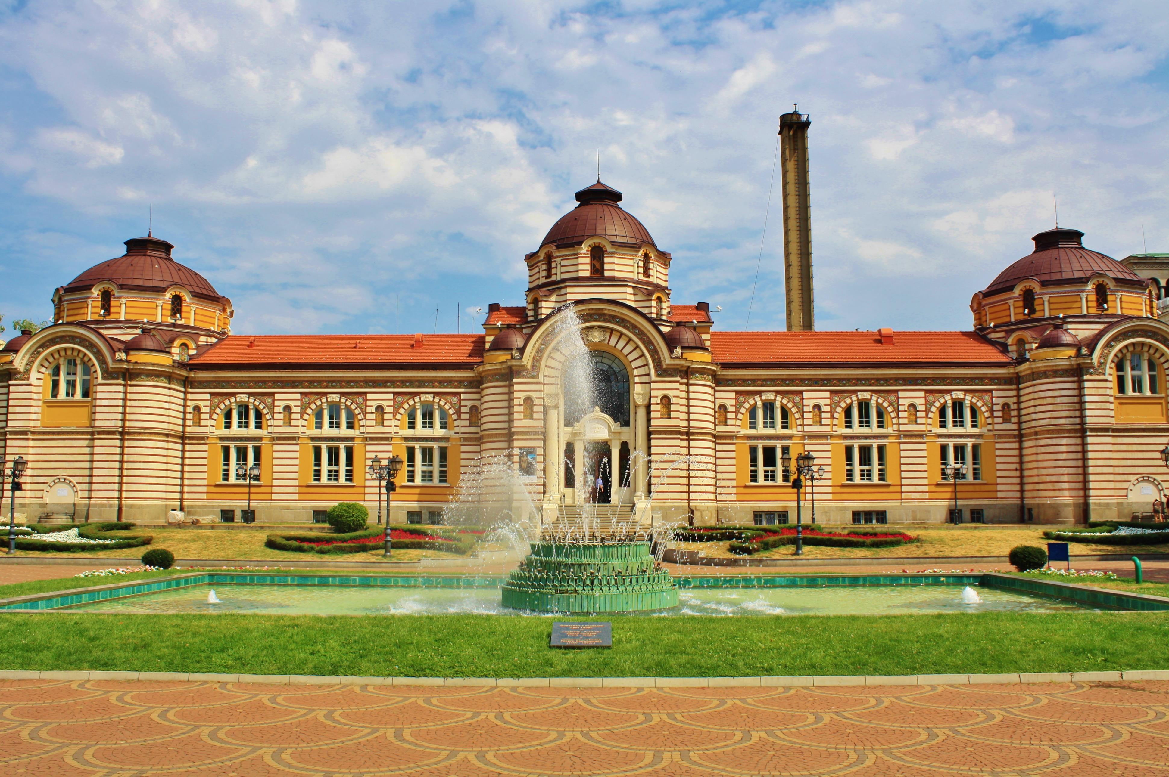 索菲亞公共礦物浴場  Sofia Public Mineral Baths   -0