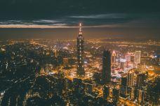 台北_城市夜景-台北-周于斯