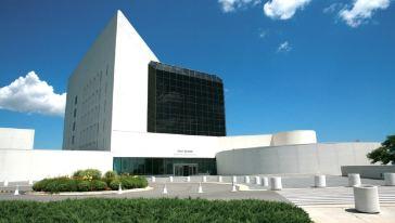肯尼迪总统图书馆和博物馆jfk presidential library and museum 2-纵横