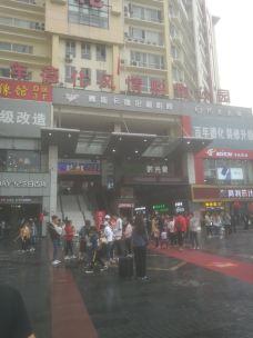 百年德化风情购物公园-郑州-天鹅湖的青蛙