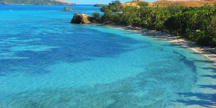 珊瑚海岸图片